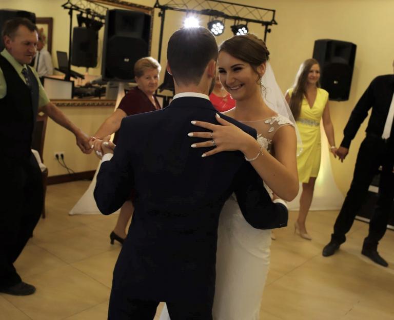 Teledysk ślubny - Marta i Tomek
