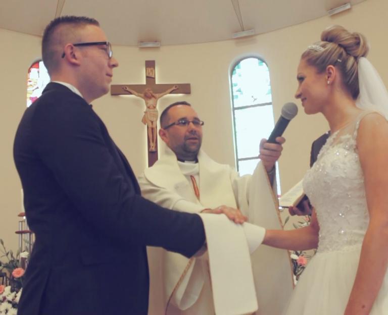 Teledysk ślubny Karoliny i Bartosza